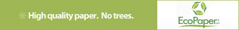 Tree Free Paper at Ecopaper