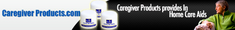 Caregiver products provides in home care aids.