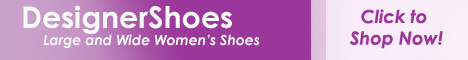 Shop DesignerShoes for wider and longer sizes