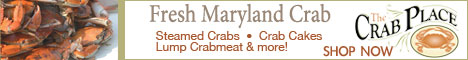 Fresh Maryland Crab