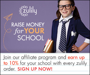 zulily Schools Affiliate Program