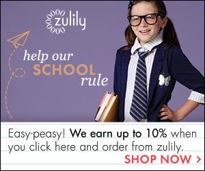 zulily Schools Affiliate Program