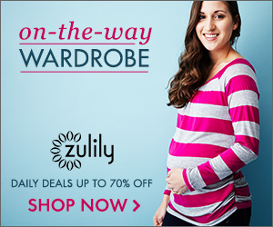 Maternity must-haves on zulily.com