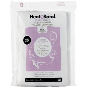 HeatnBond Fusible Fleece