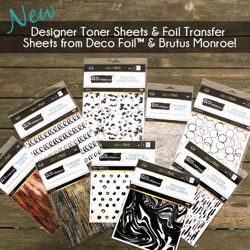 Deco Foil by Brutus Monroe