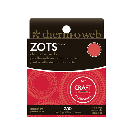 Zots Craft Adhesive Dots
