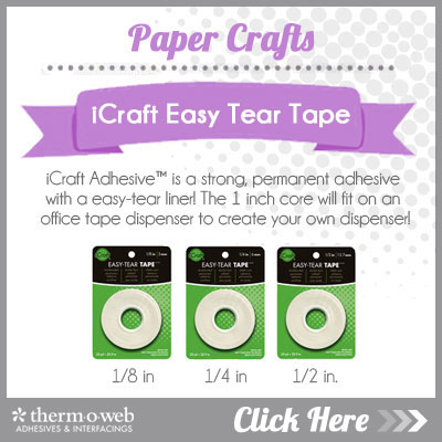 iCraft Easy Tear Tape
