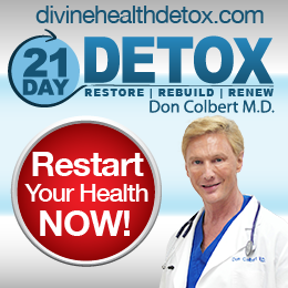 DrColbert.com - Restart Your Health Now - 21 Day Detox!