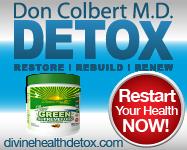 DrColbert.com - Restart Your Health Now - 21 Day Detox!
