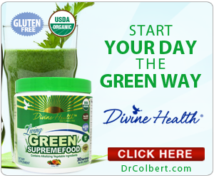 DrColbert.com - Green Supremefood! Click Here!