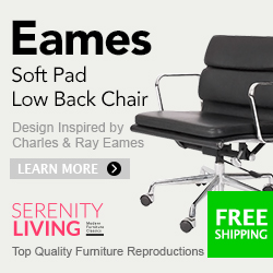 Eames Office Chair Low back 250