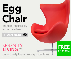 Egg Chair at Serenity Living 300