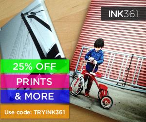 25% off prints and more from your Instagram photos