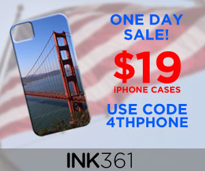$19 iphone case at Ink361