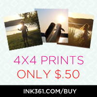 4x4 Instagram Prints