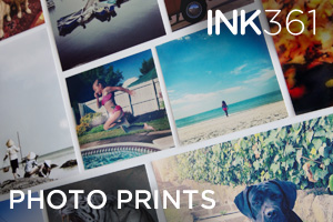 Instagram Prints from INK361