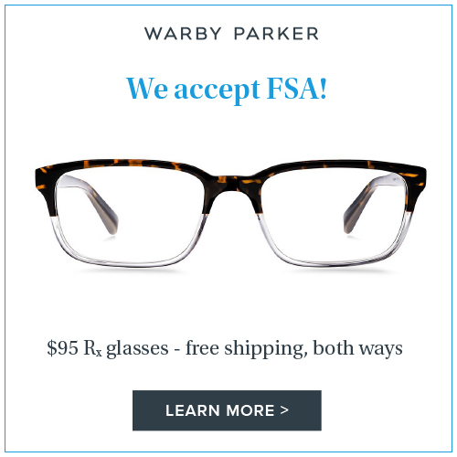 6ca79315b5e Did you know that most Flexible Spending Accounts (FSA) expire at the end  of 2014  Don t let those dollars go to waste use them right now at Warby  Parker.