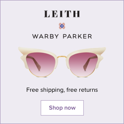 warby parker leith