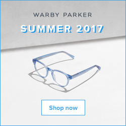 Shop Warby Parker's Summer Collection Here!