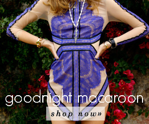 Goodnight Macaroon | Shop the latest street style fashion