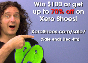 Save 70% on Xero Shoes minimalist barefoot shoes and sandals