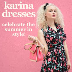 Katina Dresses - Celebrate the summer in style.