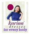 Karina Dresses Solid Style