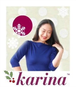 Happy for the Holidays Karina Dresses