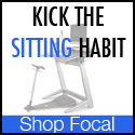Kick the sitting habit