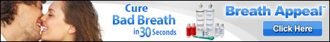 Cure Bad Breath! Click Here