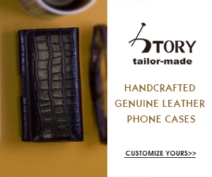 Custom Made to Order Leather Phone Cases