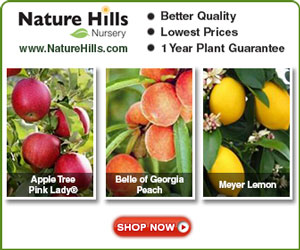 Nature Hills Nursery for Fruit Trees, Shrubs, Plants, and Garden Equipment