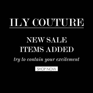 Ily Couture Sale Items