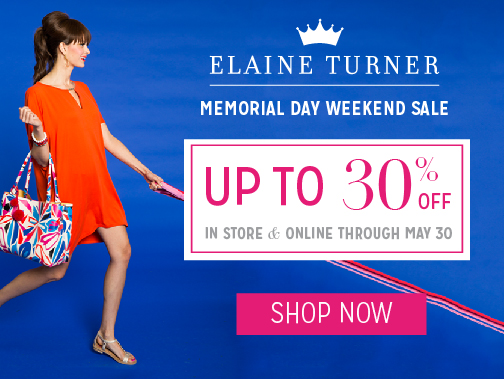 Memorial Day-Up to 30% off!