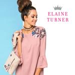 affordable luxury at ElaineTurner.com