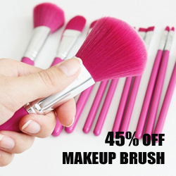 Makeup Brush Set 45% off for Spring Sale