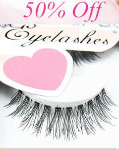 False Eyelash 50% off Big Sale