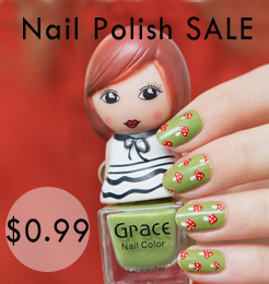 Nail Polish $0.99 Clearance Sale