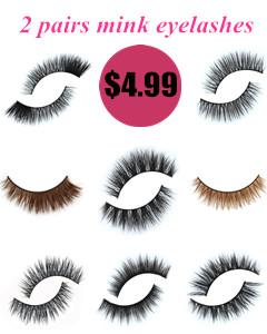 bornprettystore false eyelash $0.99 on sale