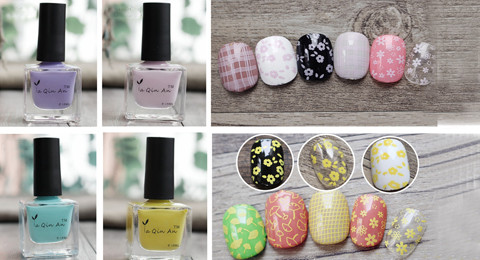 Nail Stamping Polish 50% off Sale MoyouLondon