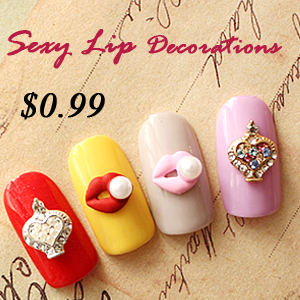 $0.99 Nail Jewelry Hot Sale