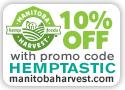 Manitobaharvest.com - 10% off code: HEMPTASTIC