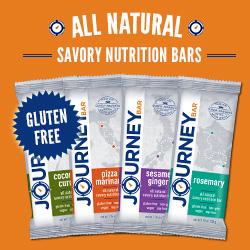 Savory Nutrition Bars
