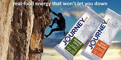 Journey Bar real food energy that won't let you down