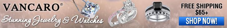 Stunning Jewelry and Watches at Vancaro.com!