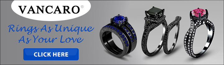 Find rings as unique as your love at Vancaro.com