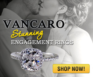Stunning Engagement Rings At Vancaro.com.