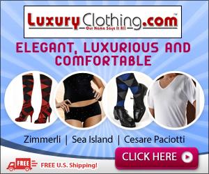 Luxurious Clothing from- Zimmerli of Switzerland-Marcoliani-Milano