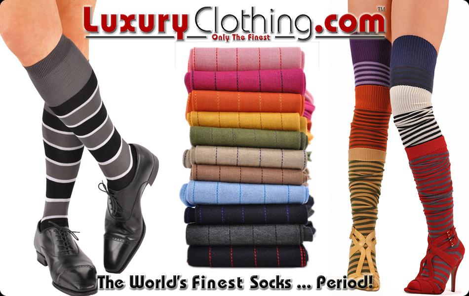 The World's Finest Socks ... Period!