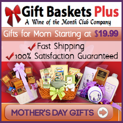 Send Mother a beautiful gift from GiftBasketsPlus.com